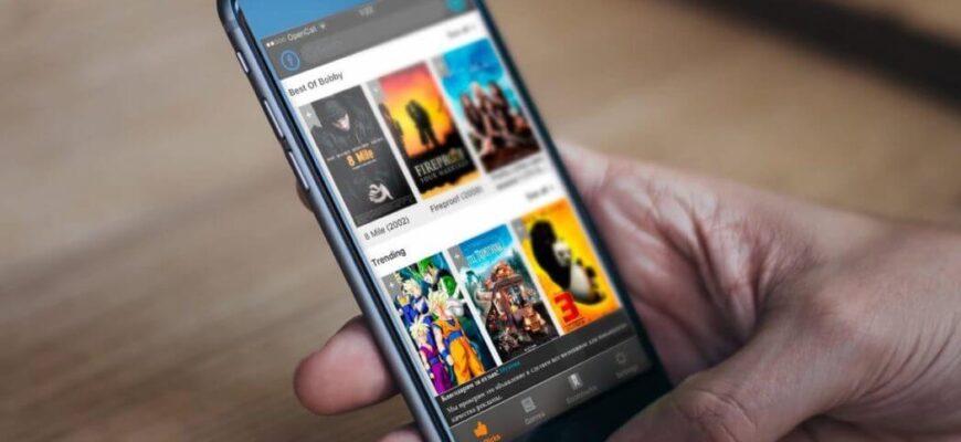 Как загружать фильмы на IPhone