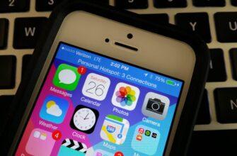 Как отключить интернет на iPhone