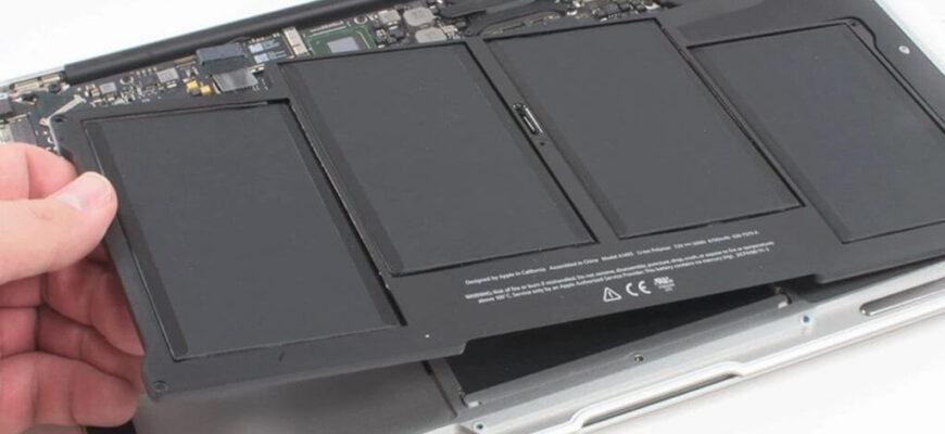 Как посмотреть циклы зарядки MacBook