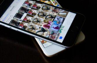 Как добавить фото в скрытые iPhone?