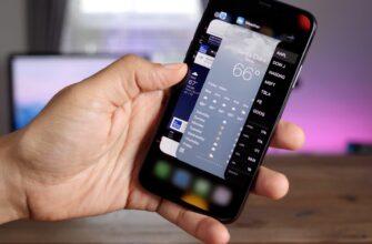 как сбросить оперативную память на айфоне