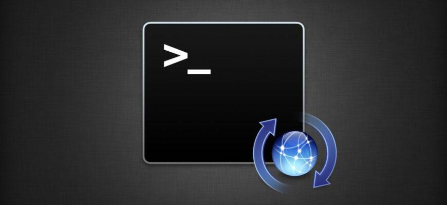 Как запустить Терминал на Mac