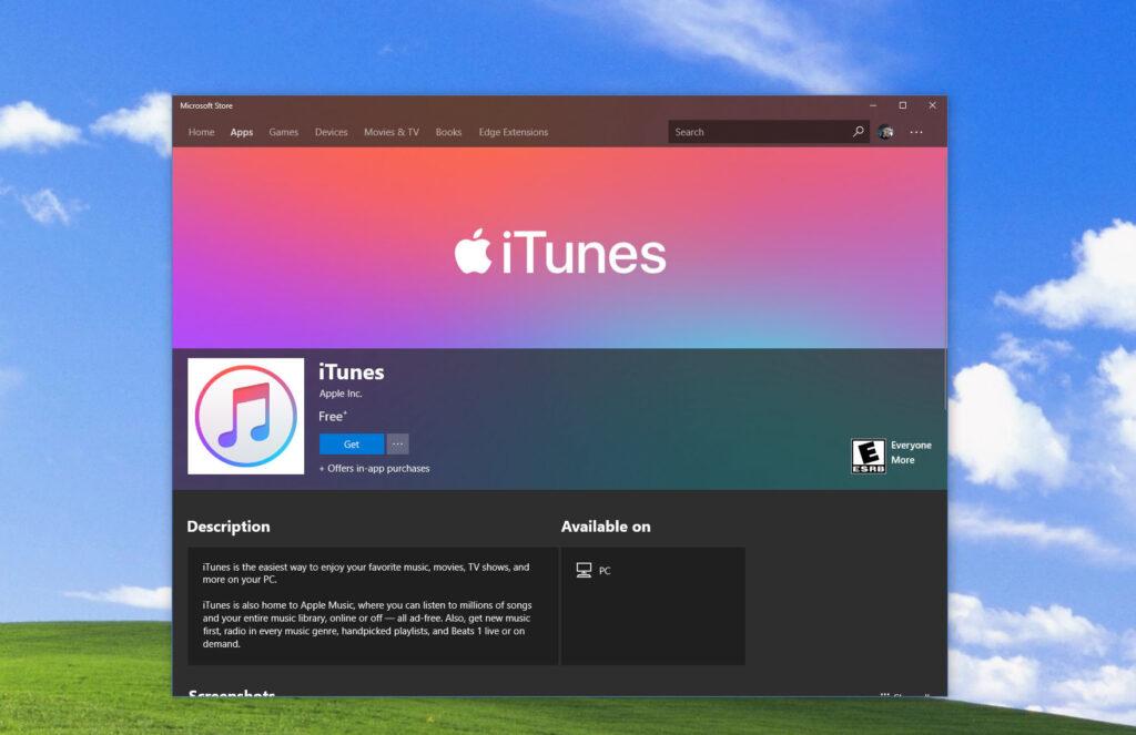 Как сделать бэкап при помощи iTunes на Windows