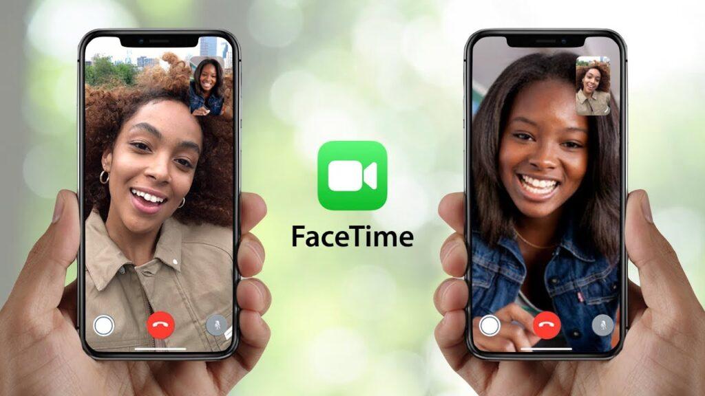 Использование FaceTime