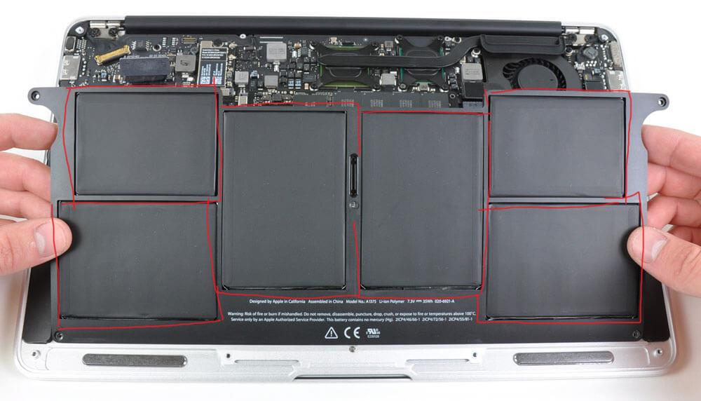 Как определить «здоров» ли ноутбук Apple?