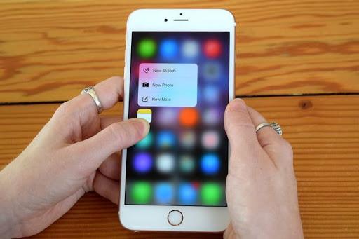 Как отменить действие в заметках на iPhone
