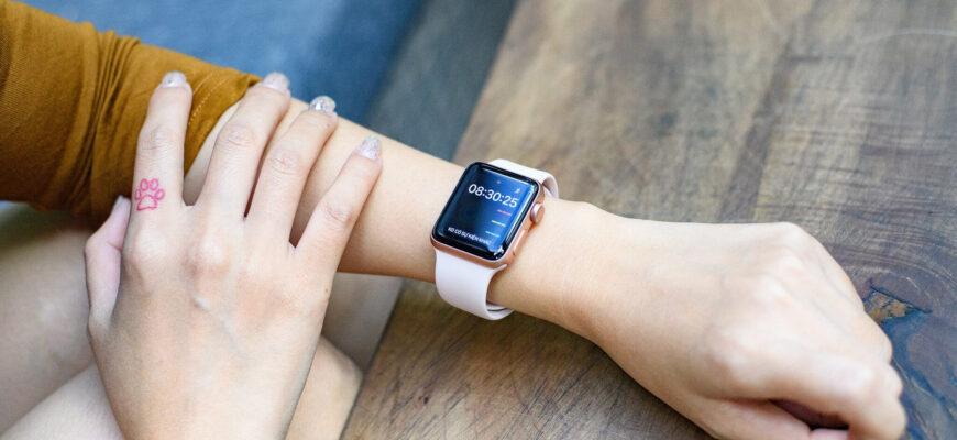 Как поменять и настроить циферблат на Apple Watch