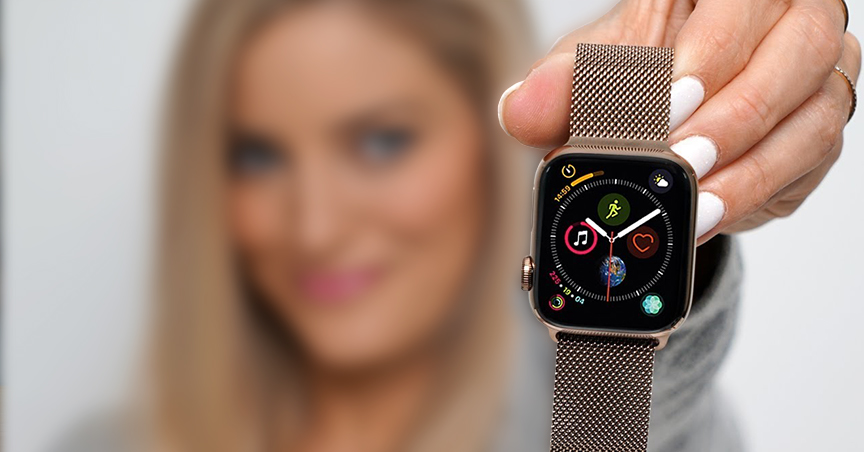 На Apple Watch
